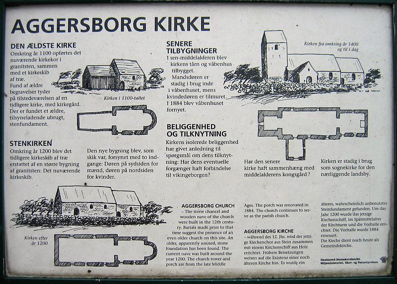 Over de kerk van Aggersborg © copyright dutchmarco