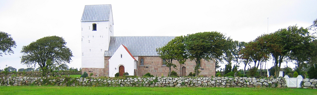 header dag 11 - kerk van Aggersborg © copyright dutchmarco