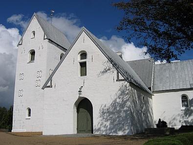 De Vor Frue Kirke (Onze Lieve Vrouwe Kerk) © copyright dutchmarco