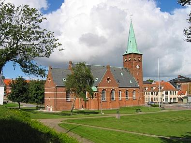 De Skive Kirke © copyright dutchmarco