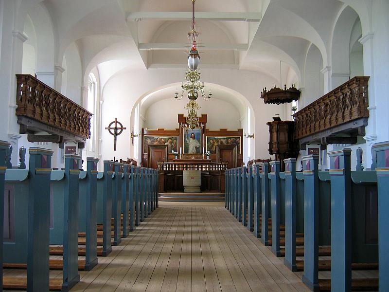 In de Skive Kirke © copyright dutchmarco