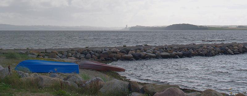 Deens landschap aan het water © copyright dutchmarco
