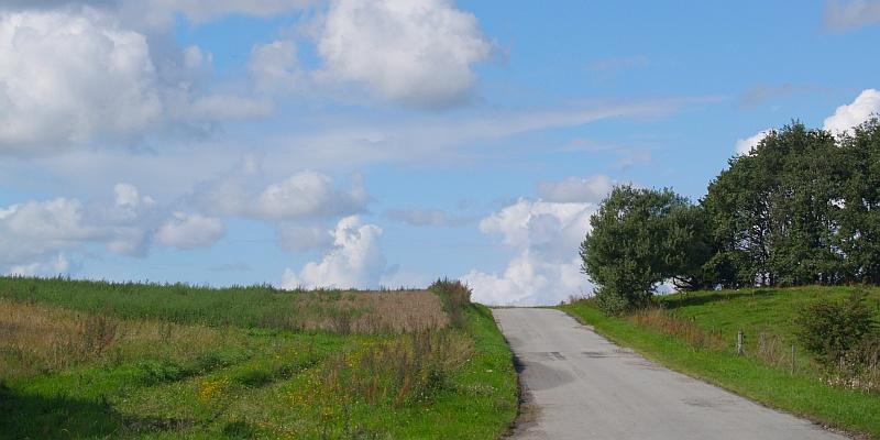 Glooiend landschap © copyright dutchmarco