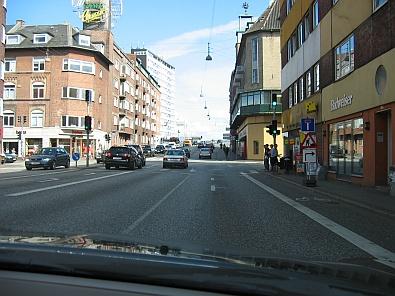 Centrum Aalborg © copyright dutchmarco