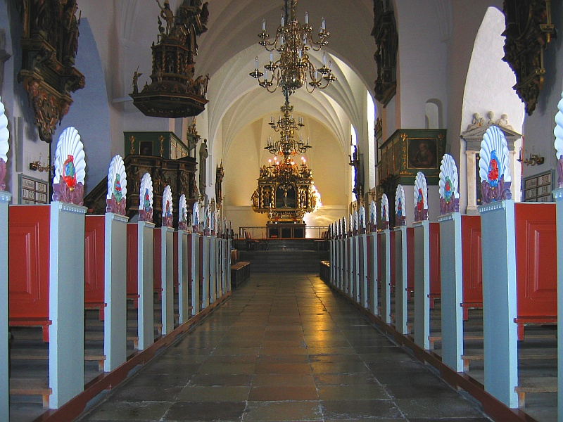 In de Budolfi kathedraal © copyright dutchmarco