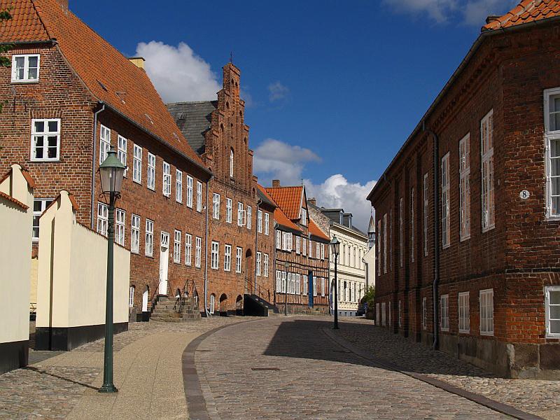 In het centrum van Viborg © copyright dutchmarco