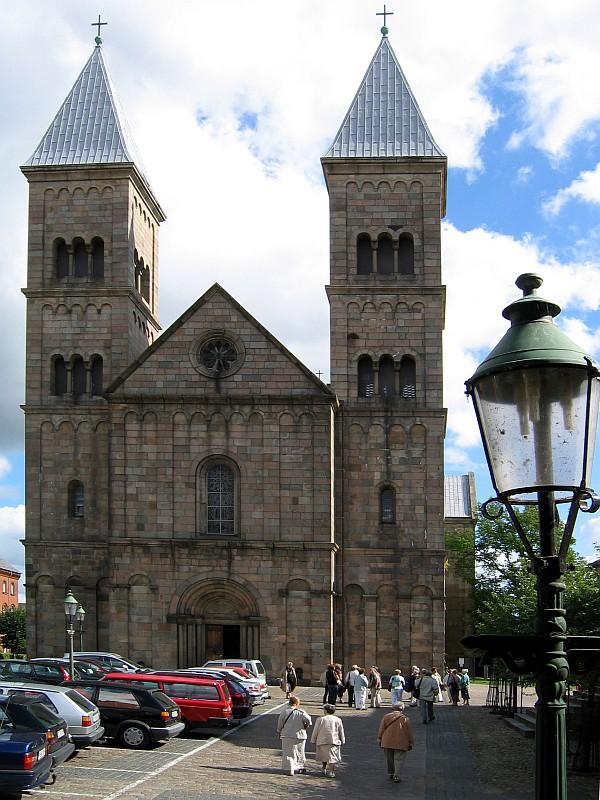 De domkerk van Viborg © copyright dutchmarco