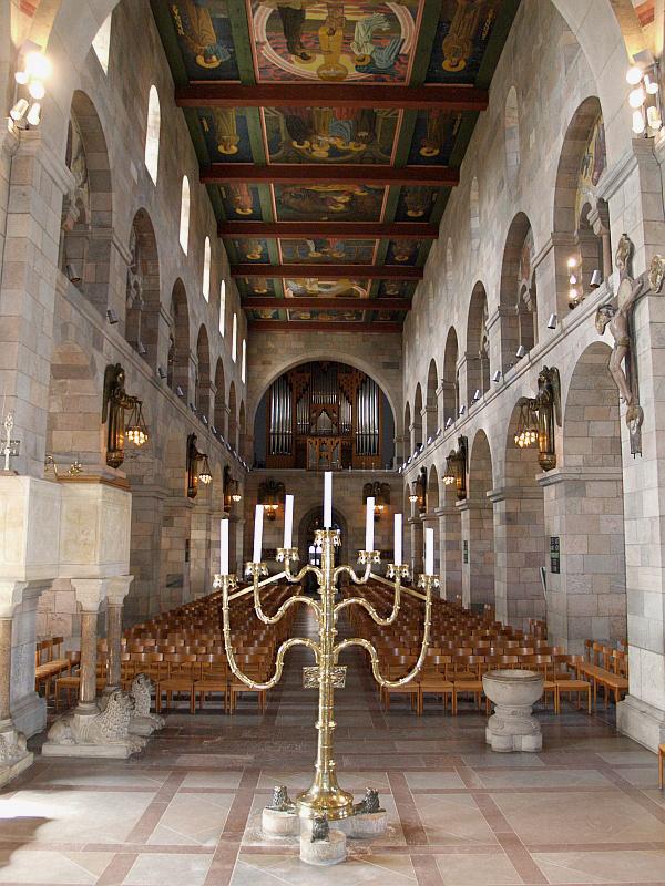 In de domkerk van Viborg © copyright dutchmarco