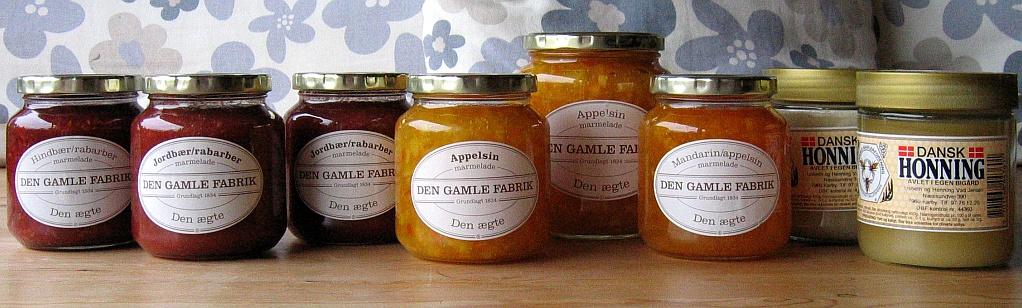 header dag 16 - Deense jam en honing voor thuis © copyright dutchmarco