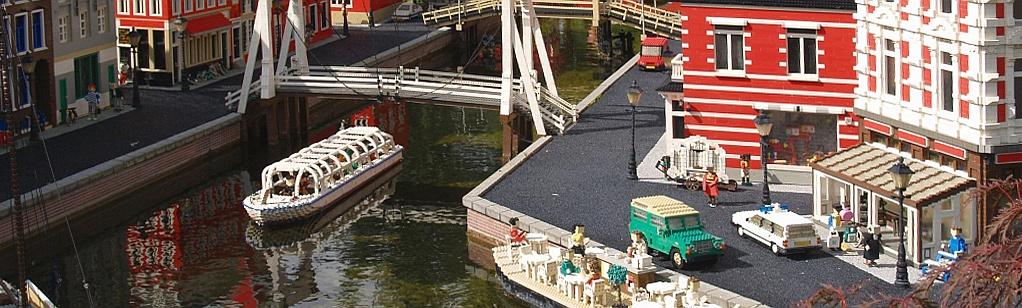 header dag 17 - Amsterdam in Legoland © copyright dutchmarco