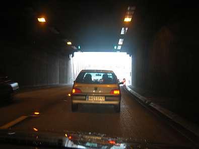 In de Elbetunnel © copyright dutchmarco