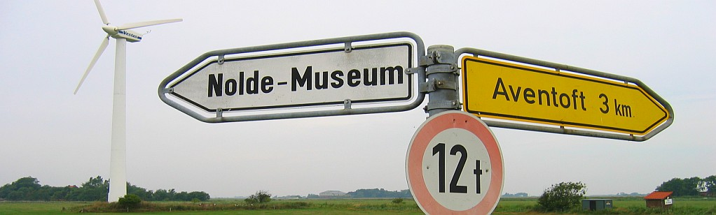 header dag 3 - op weg naar het nolde museum in seebüll © copyright dutchmarco