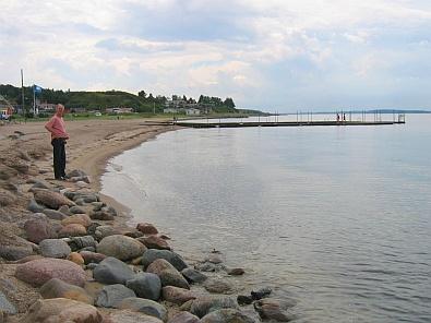 Strandje van Hvalpsund © copyright dutchmarco