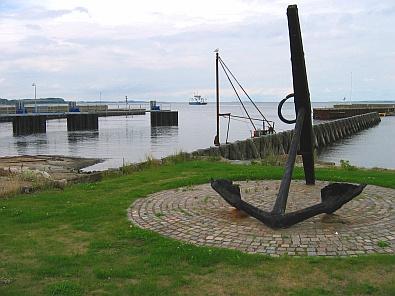 Bij de haven van Hvalpsund © copyright dutchmarco