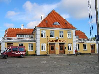Station van Skagen © copyright dutchmarco
