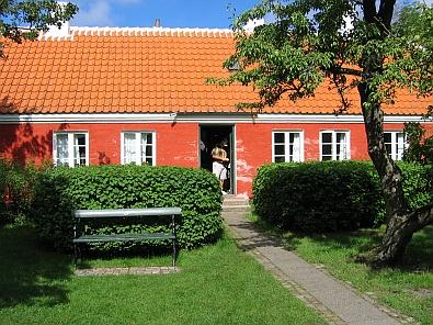 De entree van het huis © copyright dutchmarco