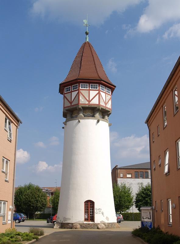 Watertoren © copyright dutchmarco