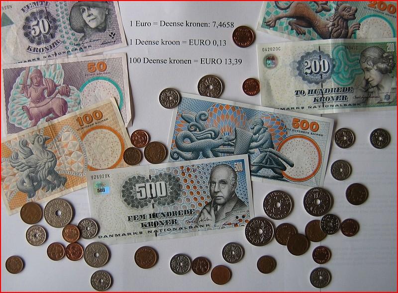 Deens geld, © copyright dutchmarco