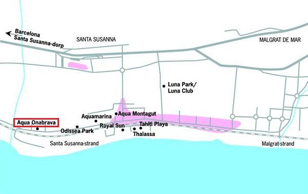 Santa Susanna hotels