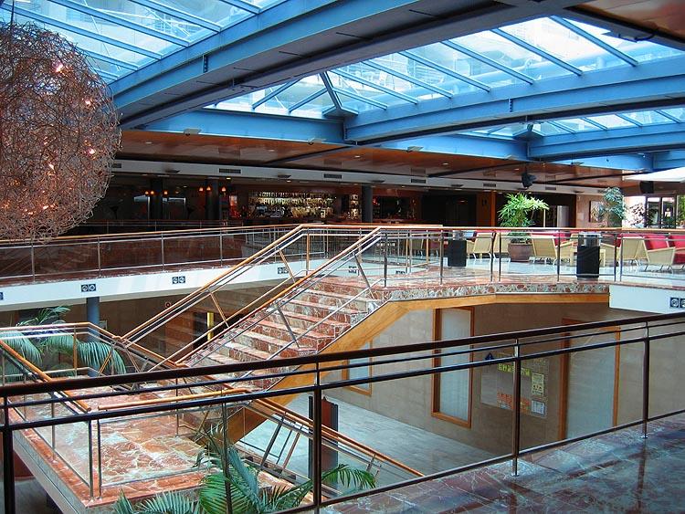 Aqua Hotel Onabrava: lobby © copyright Dutchmarco