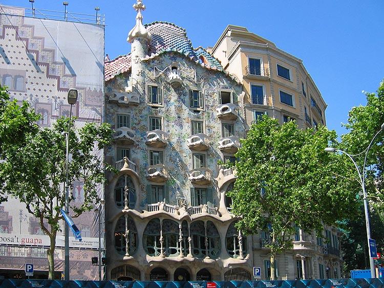 Casa Batlló © copyright Dutchmarco