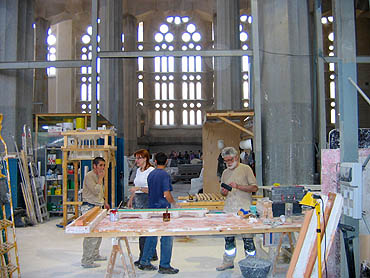La Sagrada Família © copyright Dutchmarco