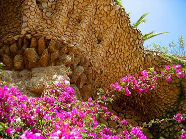 Park Güell © copyright Dutchmarco