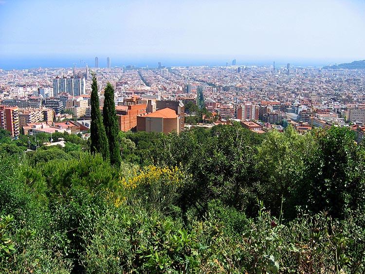 Uitzicht op Barcelona © copyright Dutchmarco