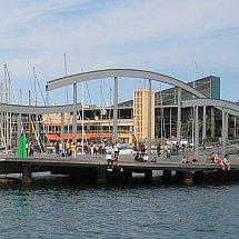 Port Vell: Rambla de Mar