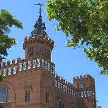 Castell dels Tres Dragons © copyright Dutchmarco