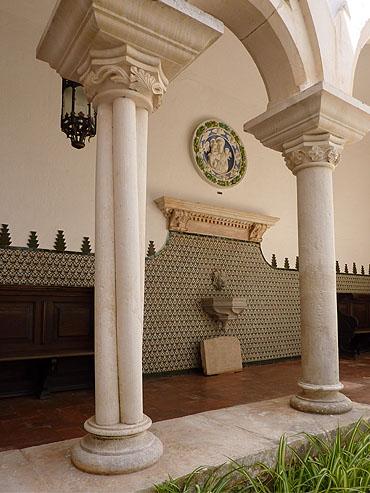 Het museum Condes de Castro Guimarães © copyright Dutchmarco
