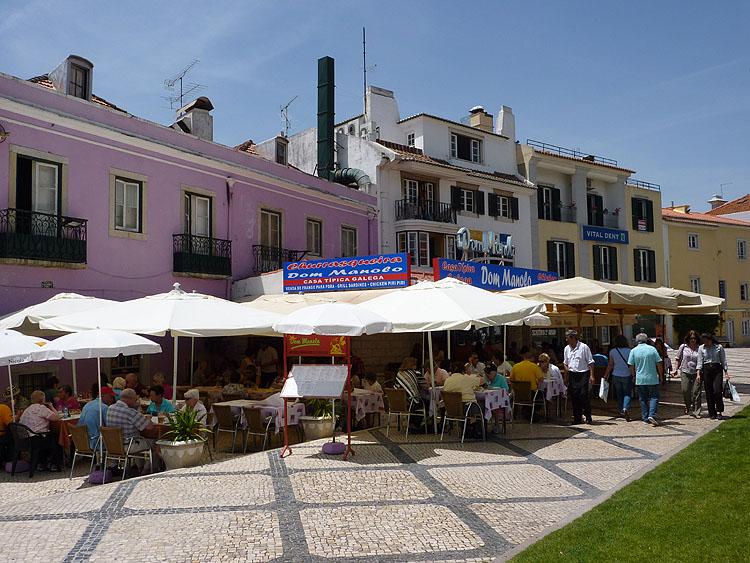 Restaurant Dom Manolo © copyright Dutchmarco