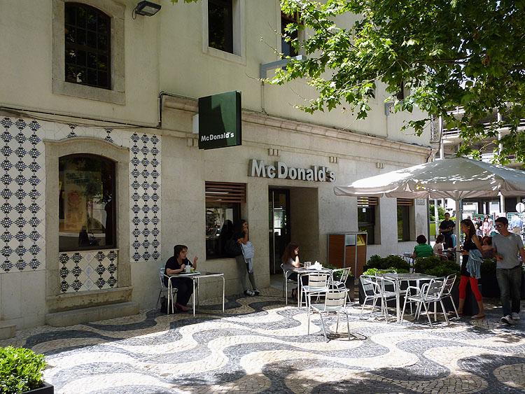 De McDonald's © copyright Dutchmarco