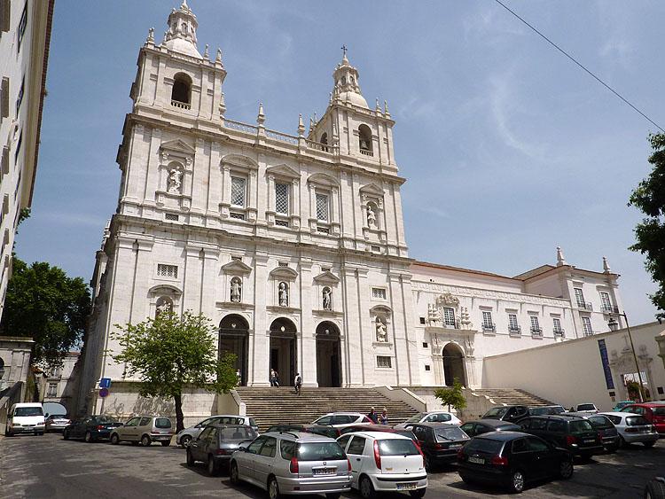 De São Vicentekerk © copyright Dutchmarco
