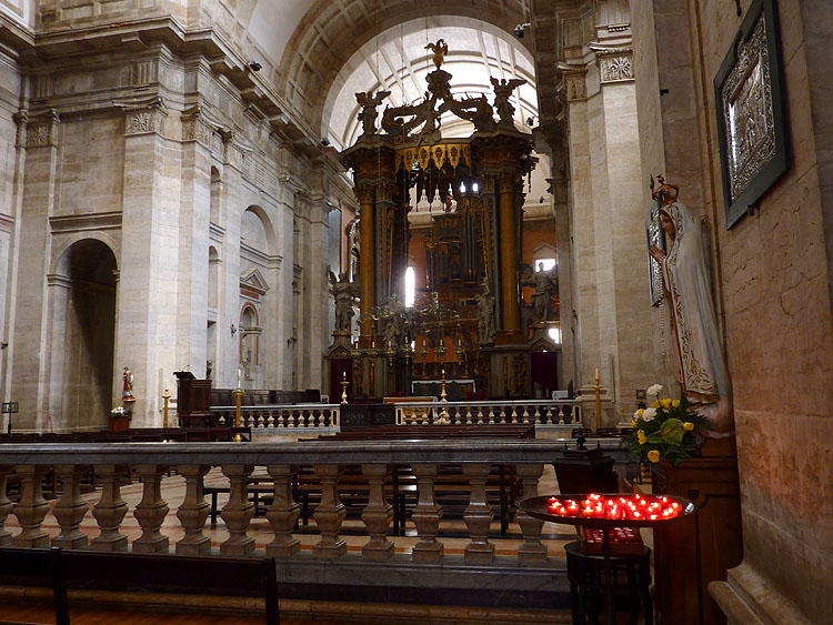 In de São Vicentekerk © copyright Dutchmarco