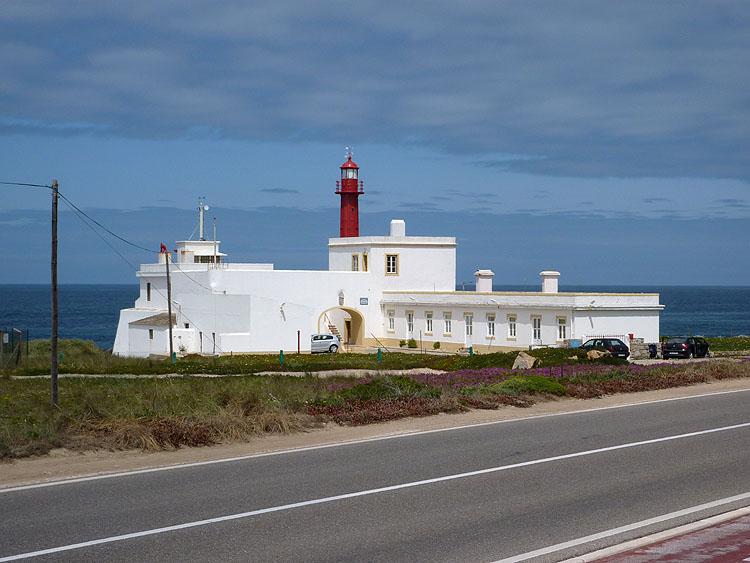 De vuurtoren van Cabo Raso © copyright Dutchmarco