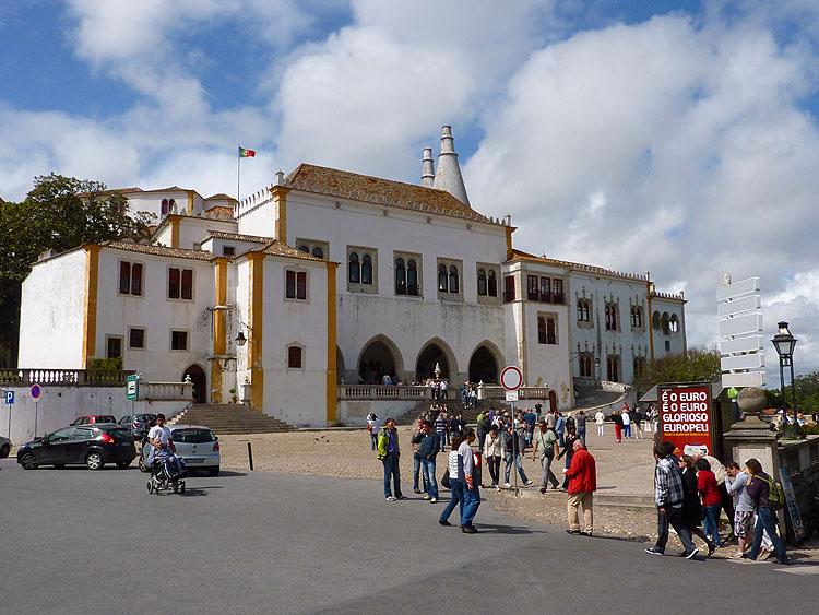 Het Paleis van Sintra © copyright Dutchmarco