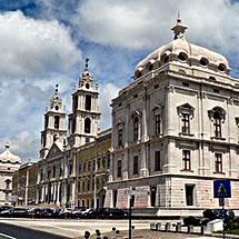 Palácia Nacional de Mafra