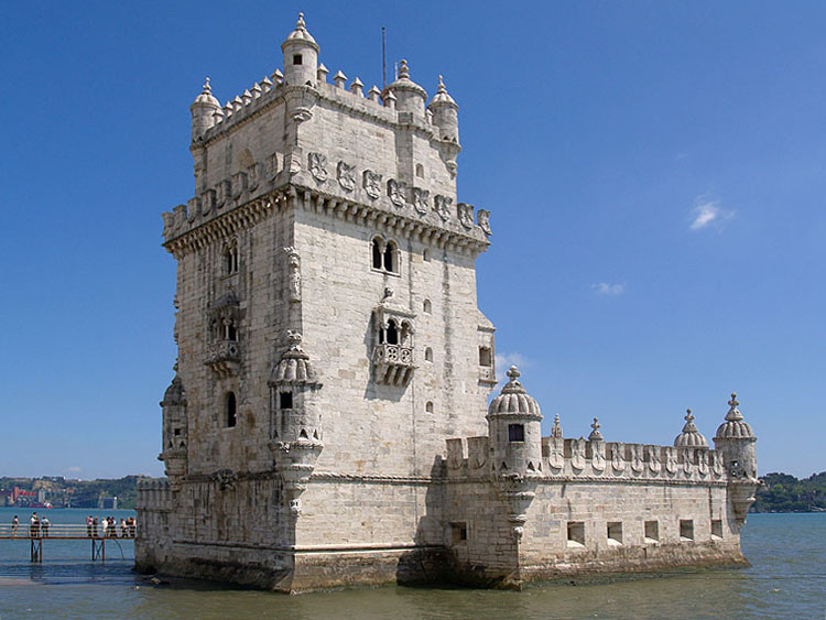 De Torre de Belém © copyright Dutchmarco