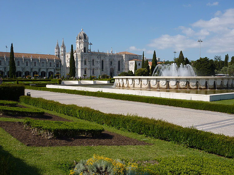 In de Jardim da Praça do Império © copyright Dutchmarco