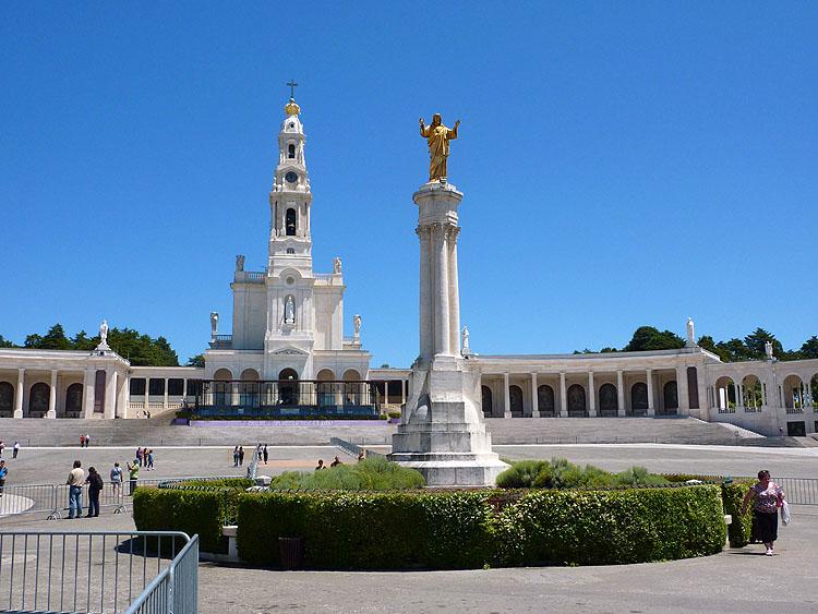 Het Monument van het Heilig Hart van Jesus © copyright Dutchmarco