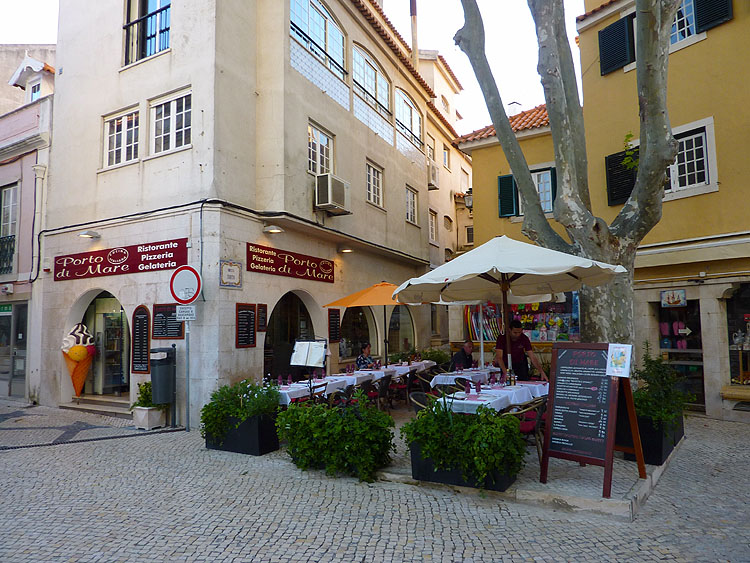 Restaurant Porto di Mare © copyright Dutchmarco