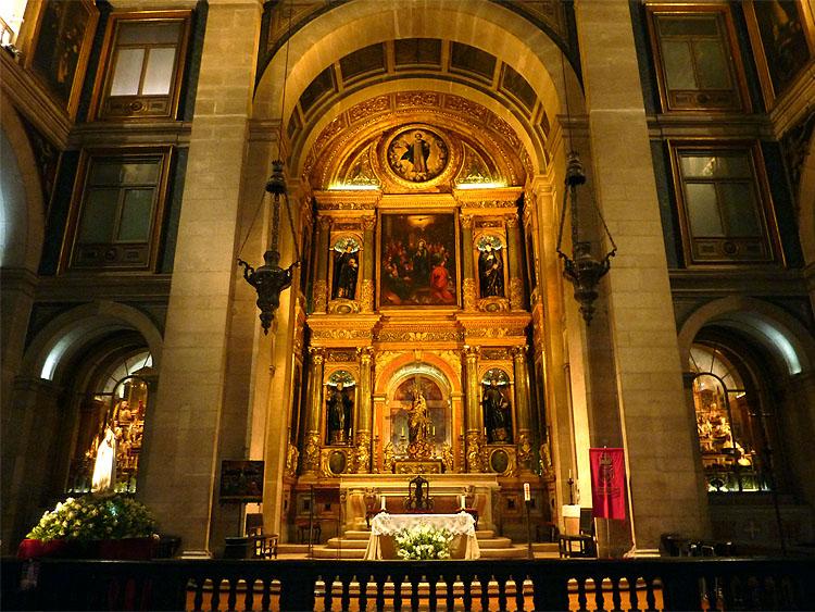 In de Igreja de São Roque © copyright Dutchmarco