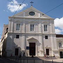 De Igreja de São Roque