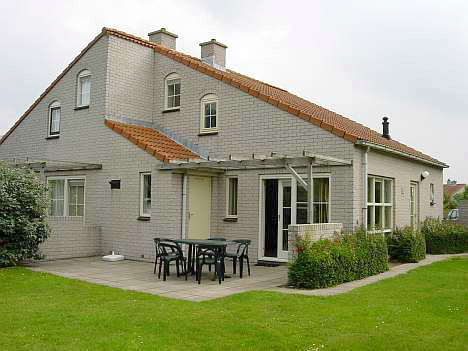 Landal bungalow in Port Greve in Zeeland © copyright dutchmarco